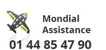 Mondial Assistance 01 44 85 47 90